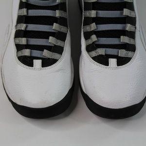 Nike Air Jordan Steel Toe X 10 310805-103 Men's 11